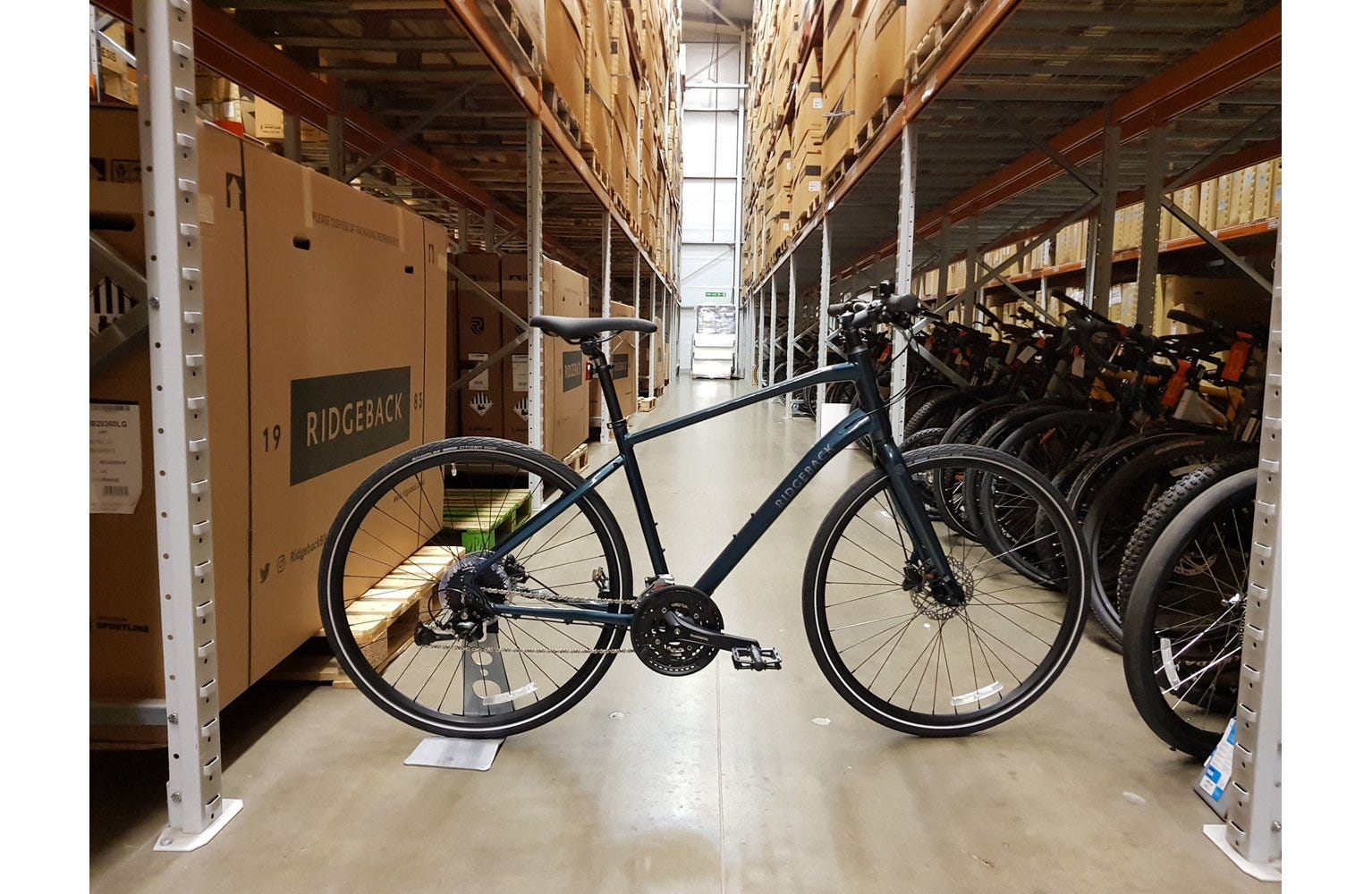 Ridgeback 2020 Element Md Ex Display Bike