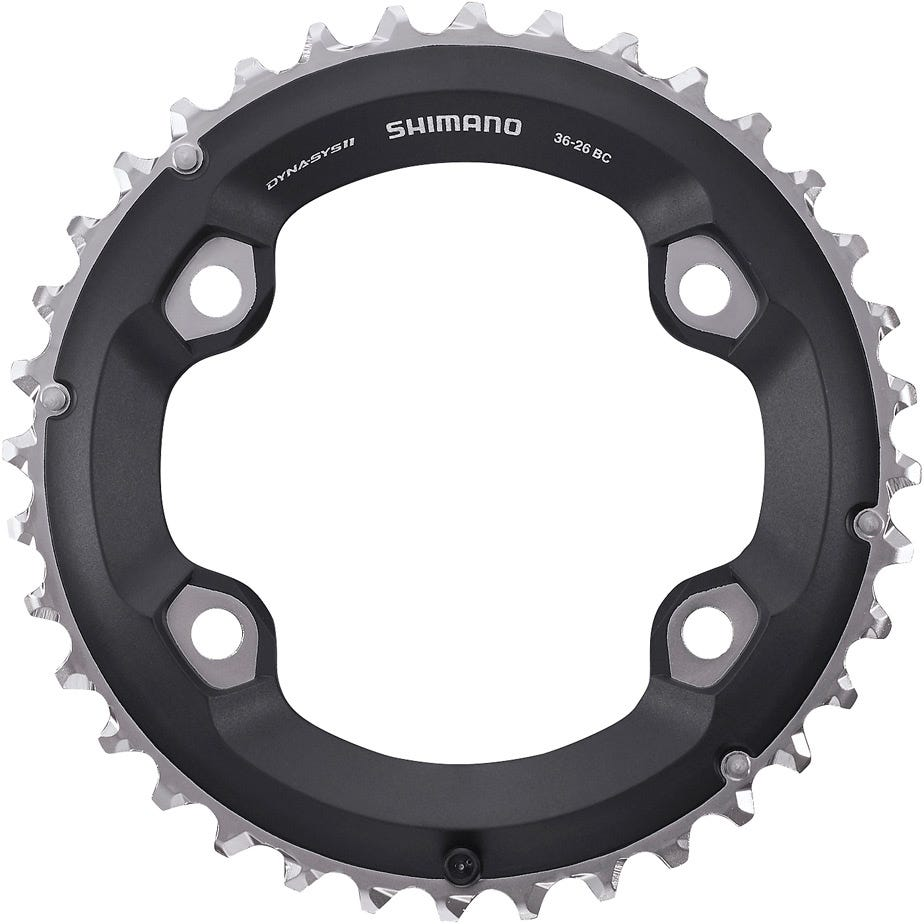 Shimano Spares SLX FC-M7000 11-speed double / triple chainring