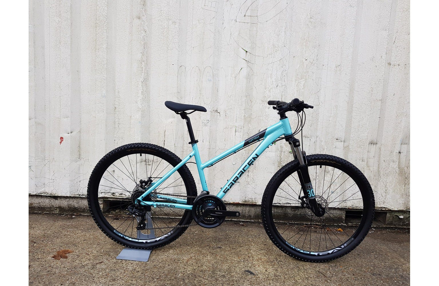"Saracen TuffTrax ladies 17"" Ex Brand Sample Bike"