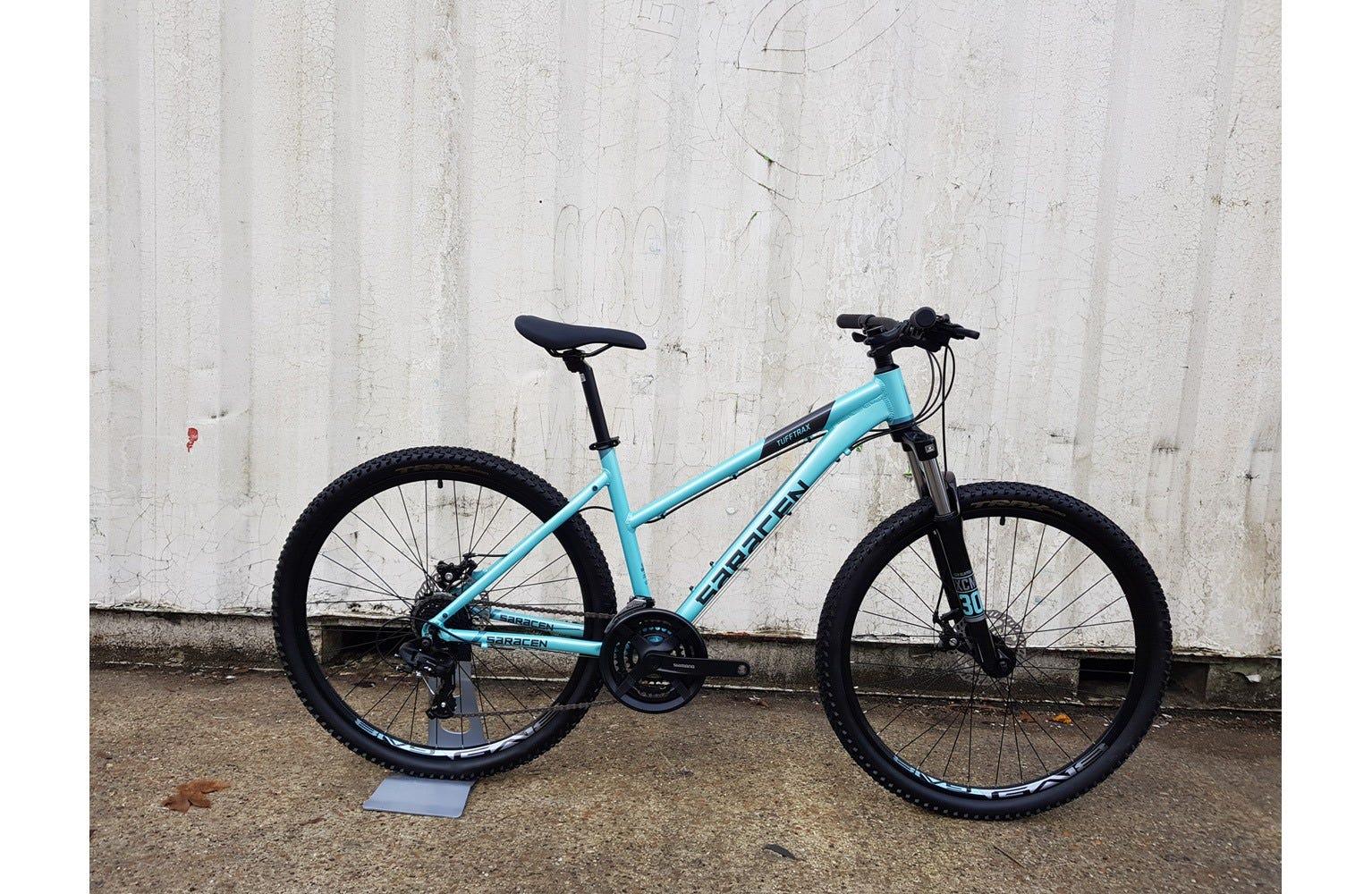 "Saracen TuffTrax ladies 17"" Ex Brand Sample Bike"