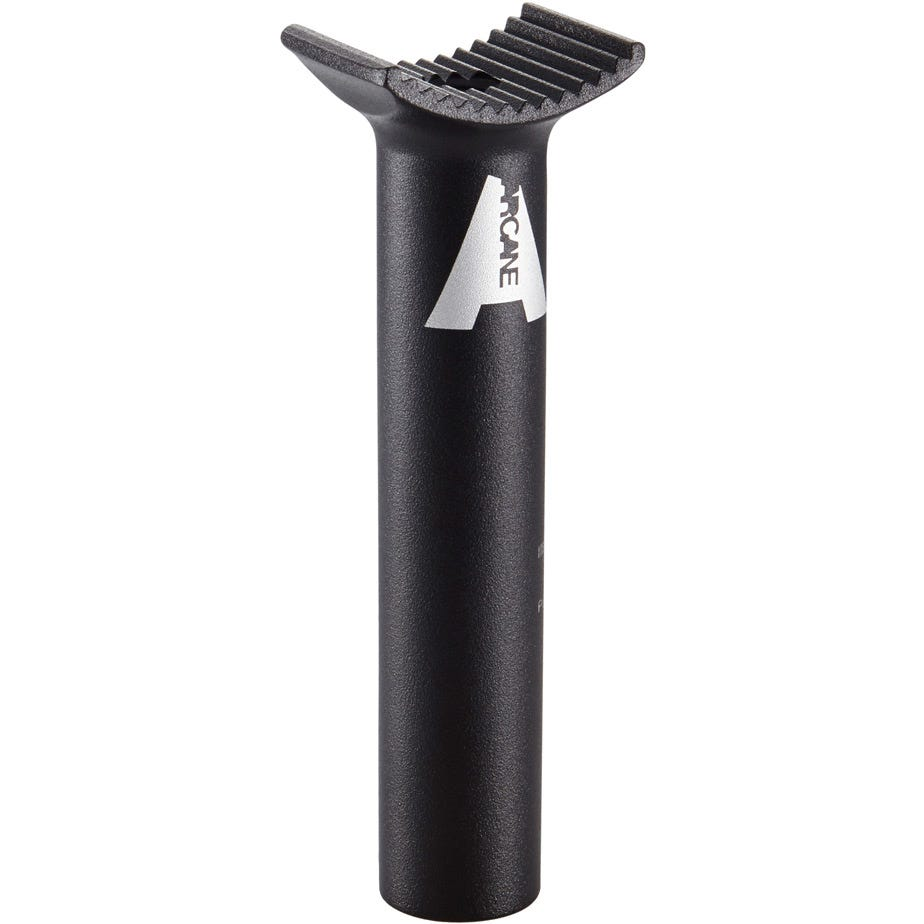 Arcane Line-out pivotal 3D forged post 6061 T6 25.4 x 135 mm, Black