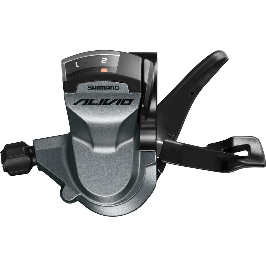 Shimano Alivio SL-M4010 Alivio shift lever, band-on, 2-speed, left hand