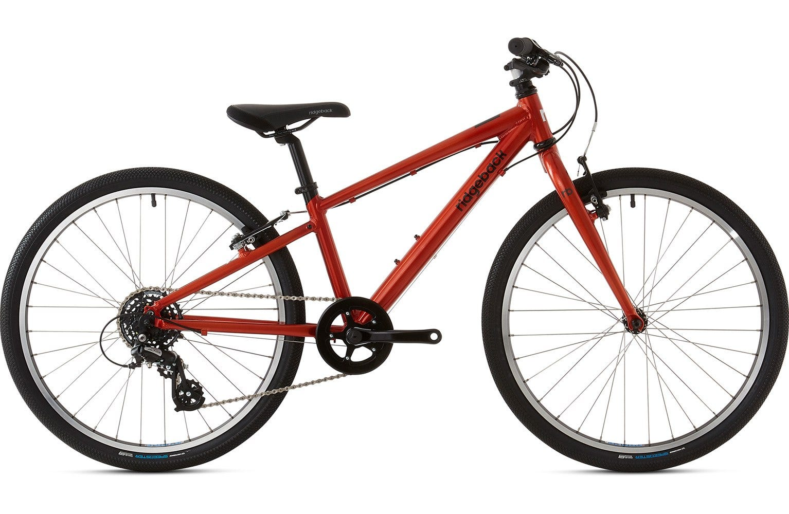 Ridgeback 2020 Dimension 24 Inch Orange Ex Display Bike