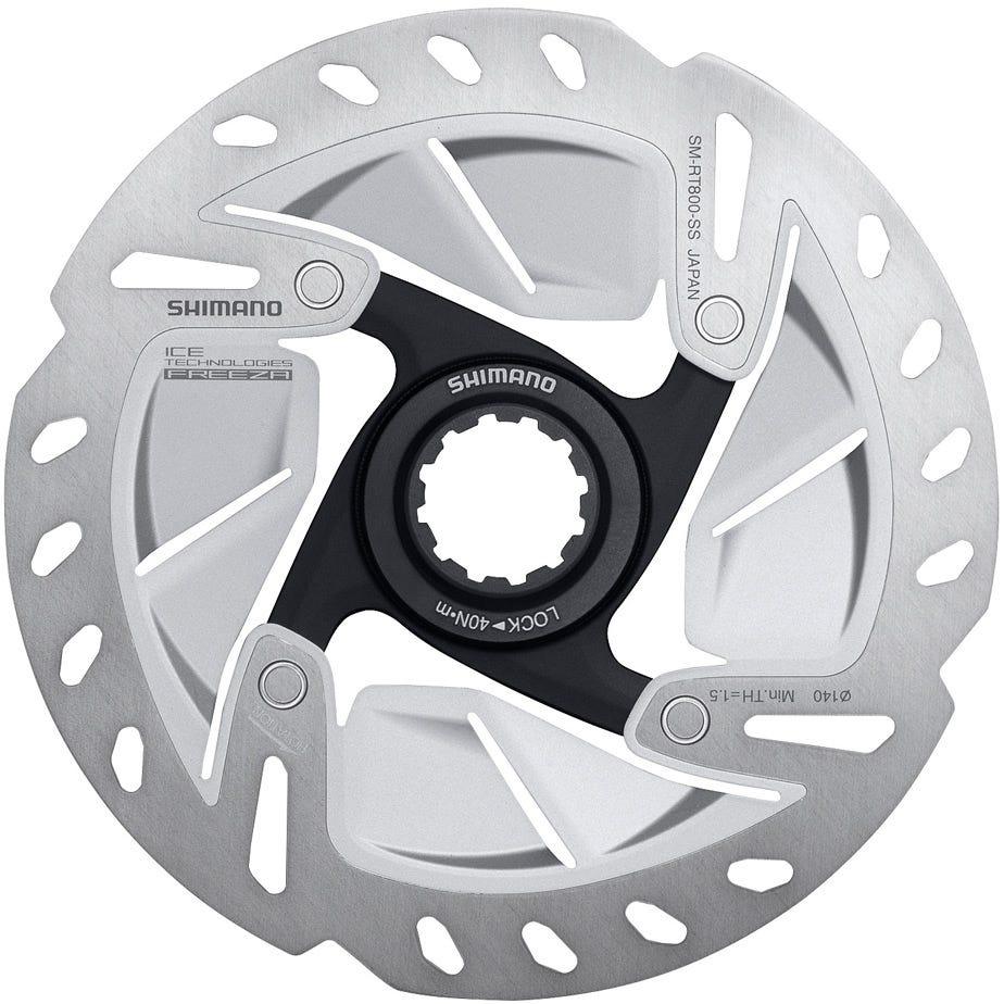 Shimano Ultegra SM-RT800 Ultegra Ice Tech FREEZA Center Lock rotor