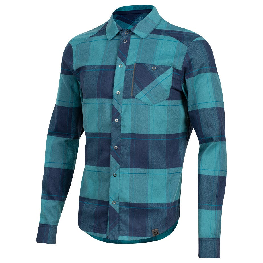 PEARL iZUMi Men's Rove Long Sleeve Shirt