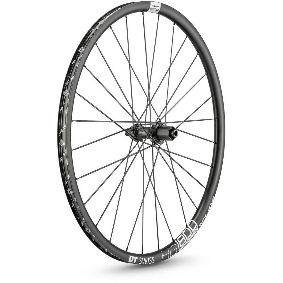 DT Swiss HG 1800 HYBRID disc brake wheel, 25 x 24 mm rim, 148 x 12 mm axle, 650b rear