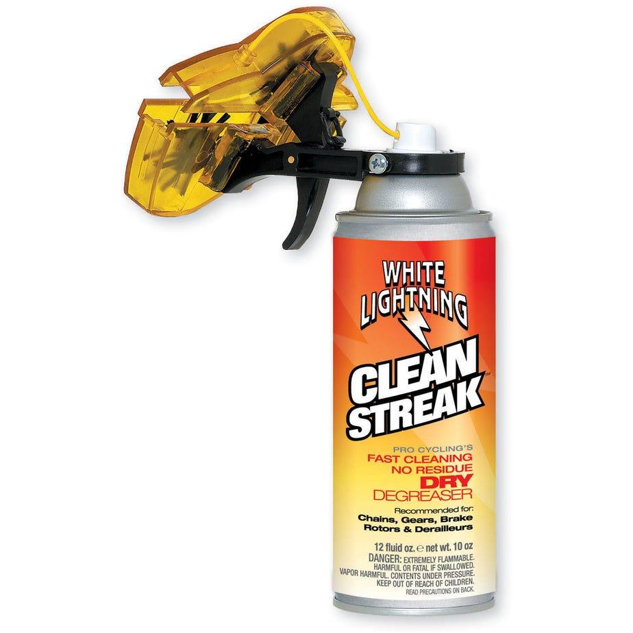 White Lightning The Trigger, Chain Cleaning kit