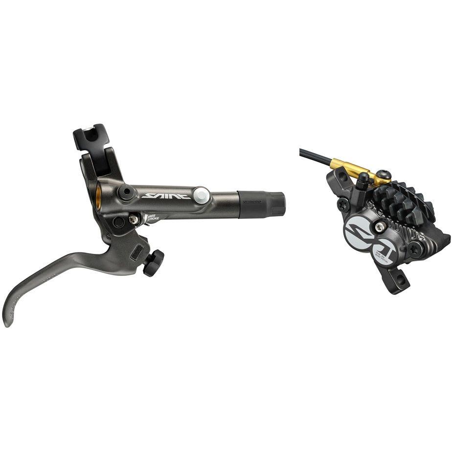 Shimano Saint BR-M820 Saint bled I-spec-B compatible brake with post mount calliper
