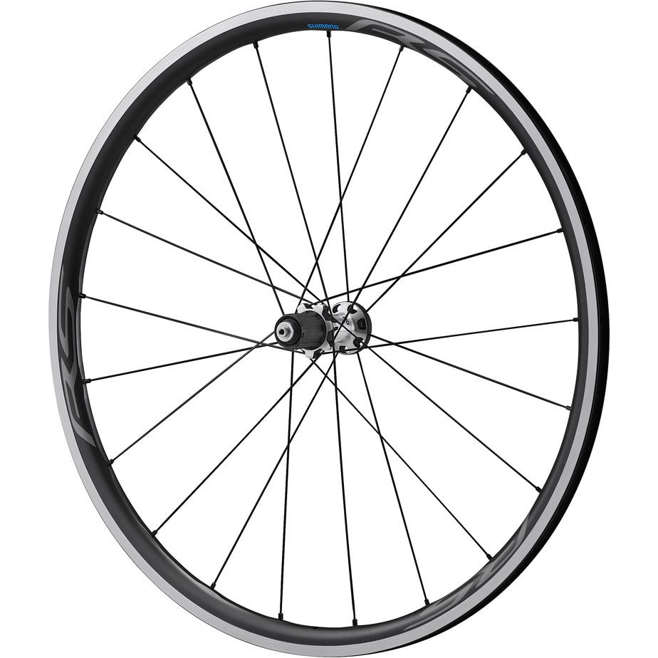 Shimano Wheels WH-RS700-C30-TL wheels, Tubeless ready clincher 30 mm, Q/R