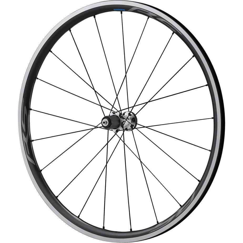 Shimano Wheels WH-RS700-C30-TL wheels, Tubeless ready clincher 30 mm, Q/R