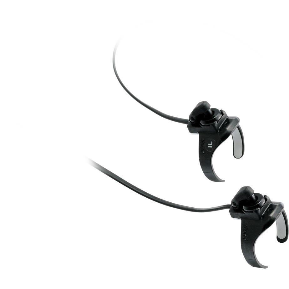Shimano Non-Series Di2 SW-R610 Di2 Sprinter switches for Dura-Ace 9070 drop bar STI, E-tube, pair