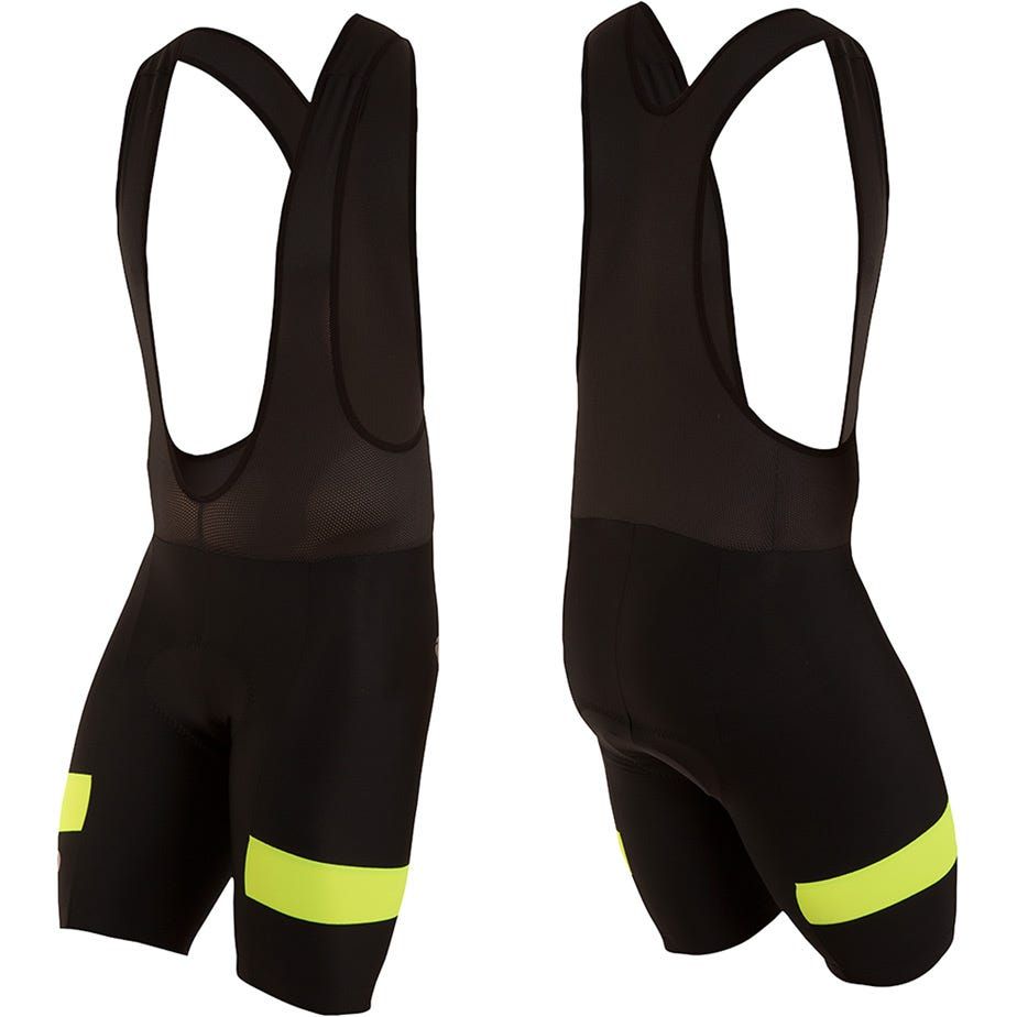 PEARL iZUMi Men's Escape Quest Splice Bib Short