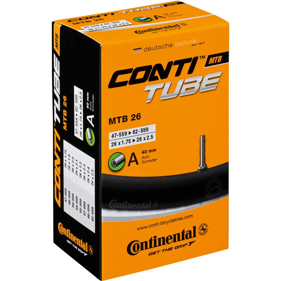 Continental Downhill & Freeride Tubes