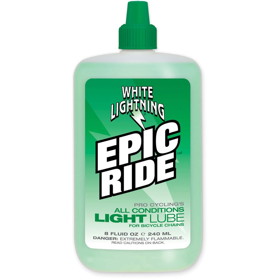 White Lightning Epic Ride, Light Lube