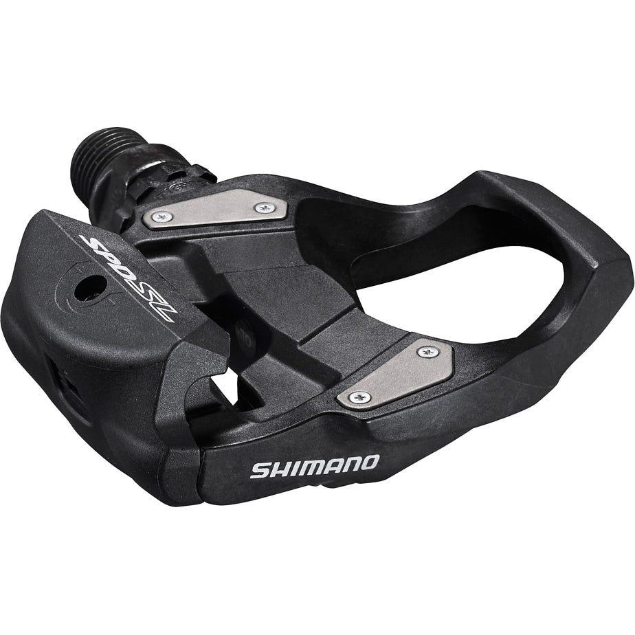 Shimano Pedals PD-RS500 SPD-SL pedal, black