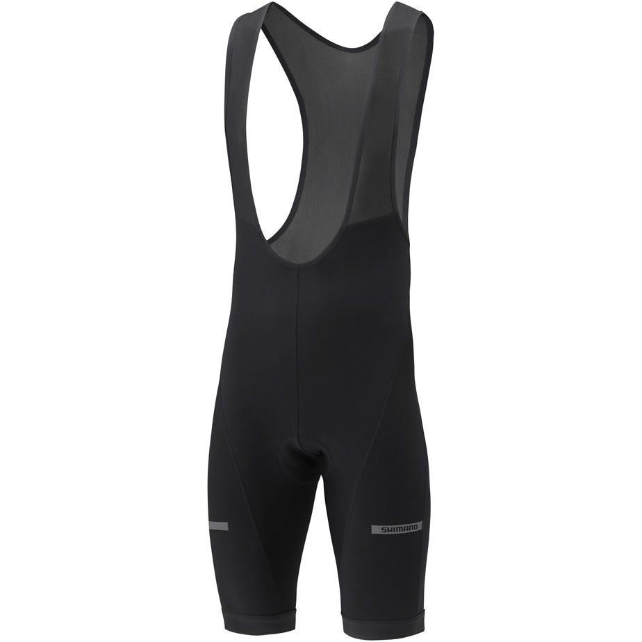 Shimano Clothing Men's Thermal Bib Shorts