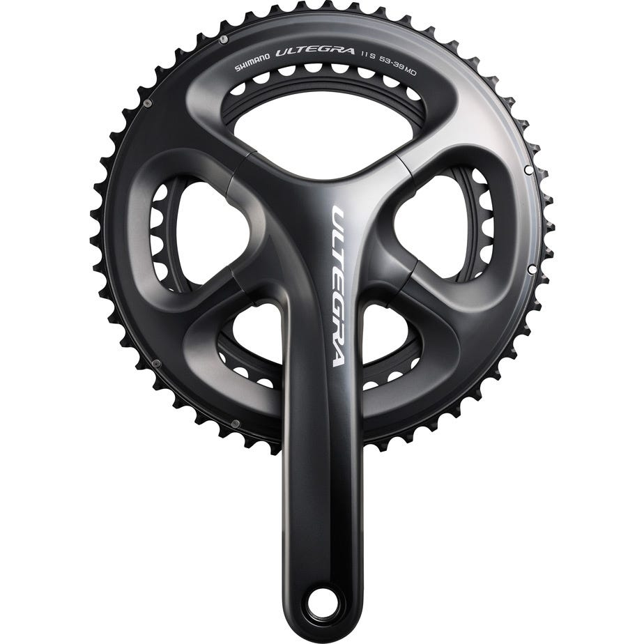 Shimano Ultegra FC-6800 Ultegra 11-seed double chainset