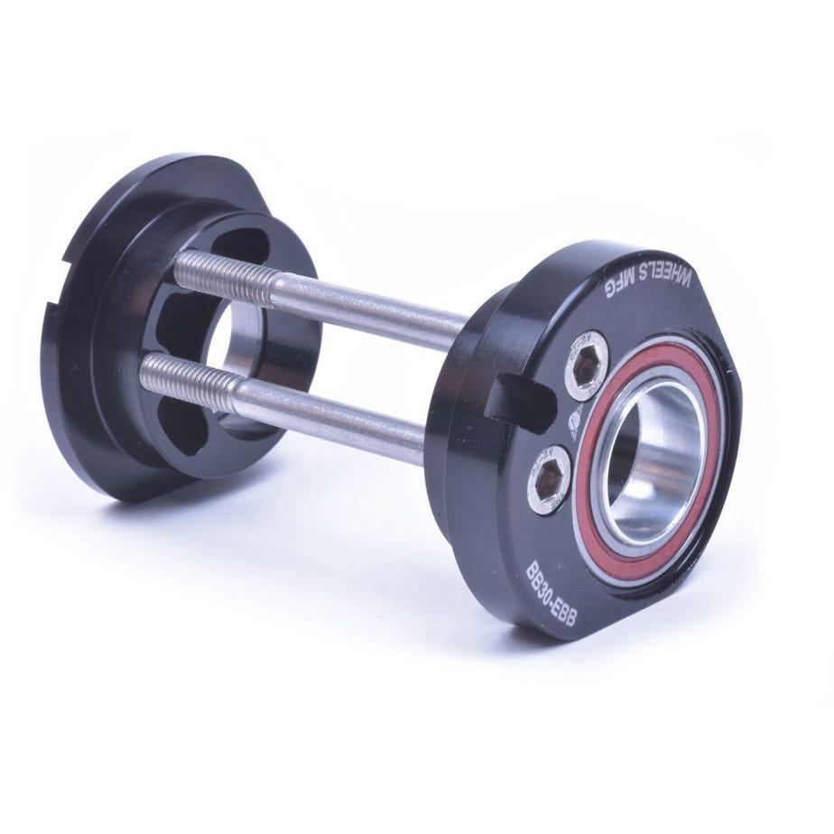 Wheels Manufacturing PressFit 86/121 Threaded Angular Contact Bearings