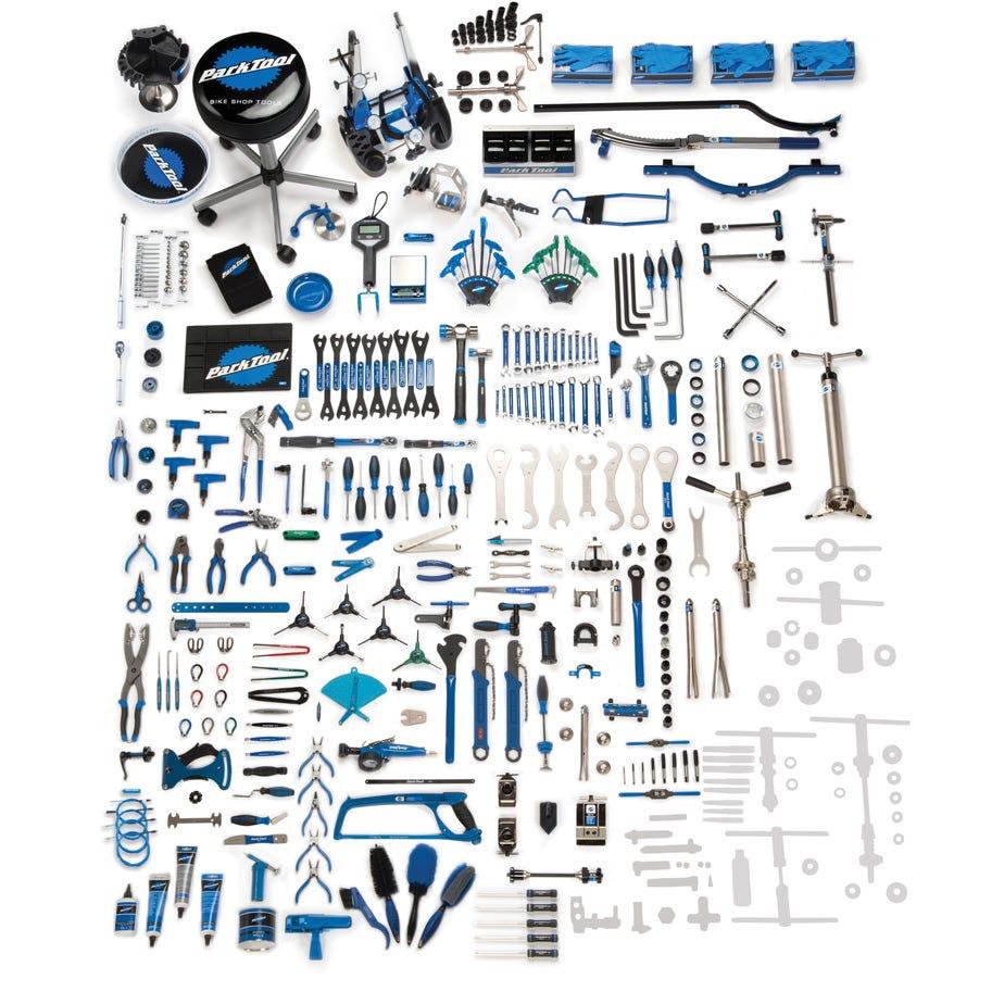Park Tool BMK-275 - Base Master tool set