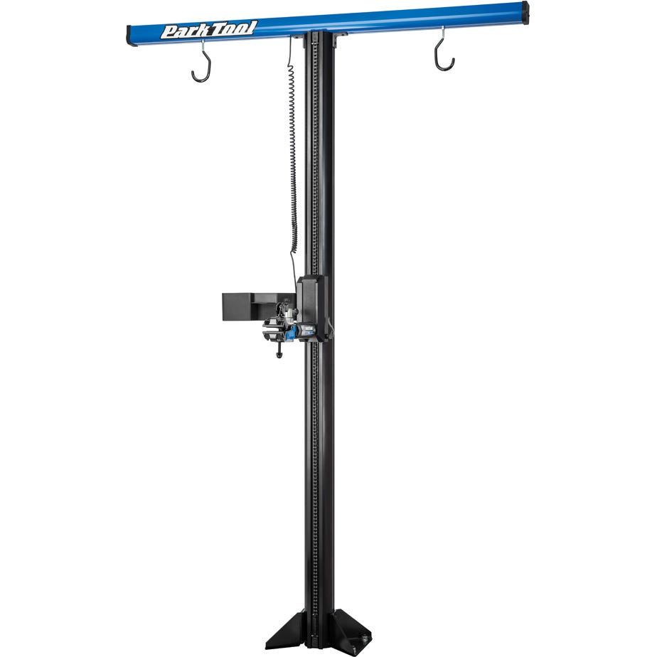 Park Tool PRS-33 - Power Lift Shop Repair Stand Upright And Single Clamp