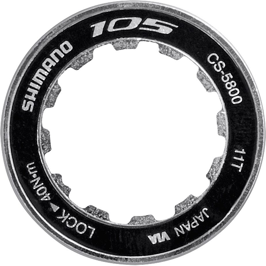 Shimano Spares CS-5800 lock ring and spacer