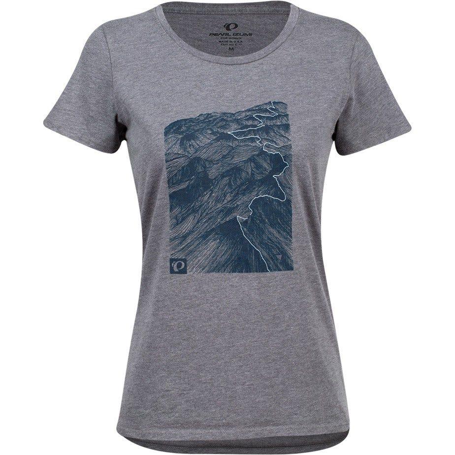 PEARL iZUMi Women's Graphic T-Shirt