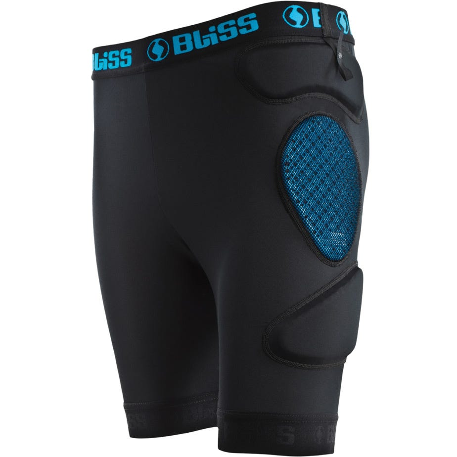 Bliss Protection Comp Crash Short