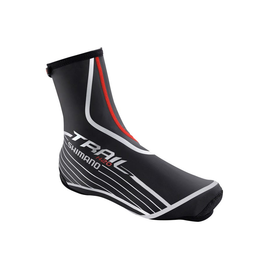 Shimano Clothing Trail H2O overshoe, with BCF and PU coating