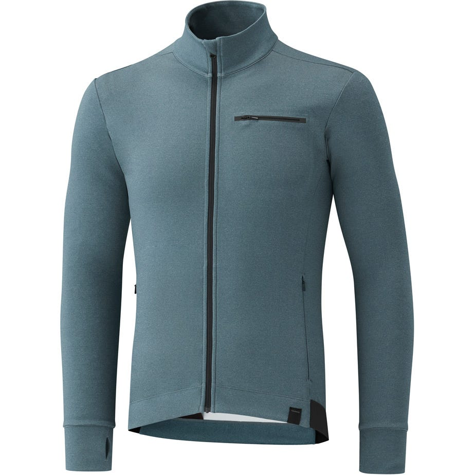Shimano Clothing Men's Transit Long Sleeve Jersey