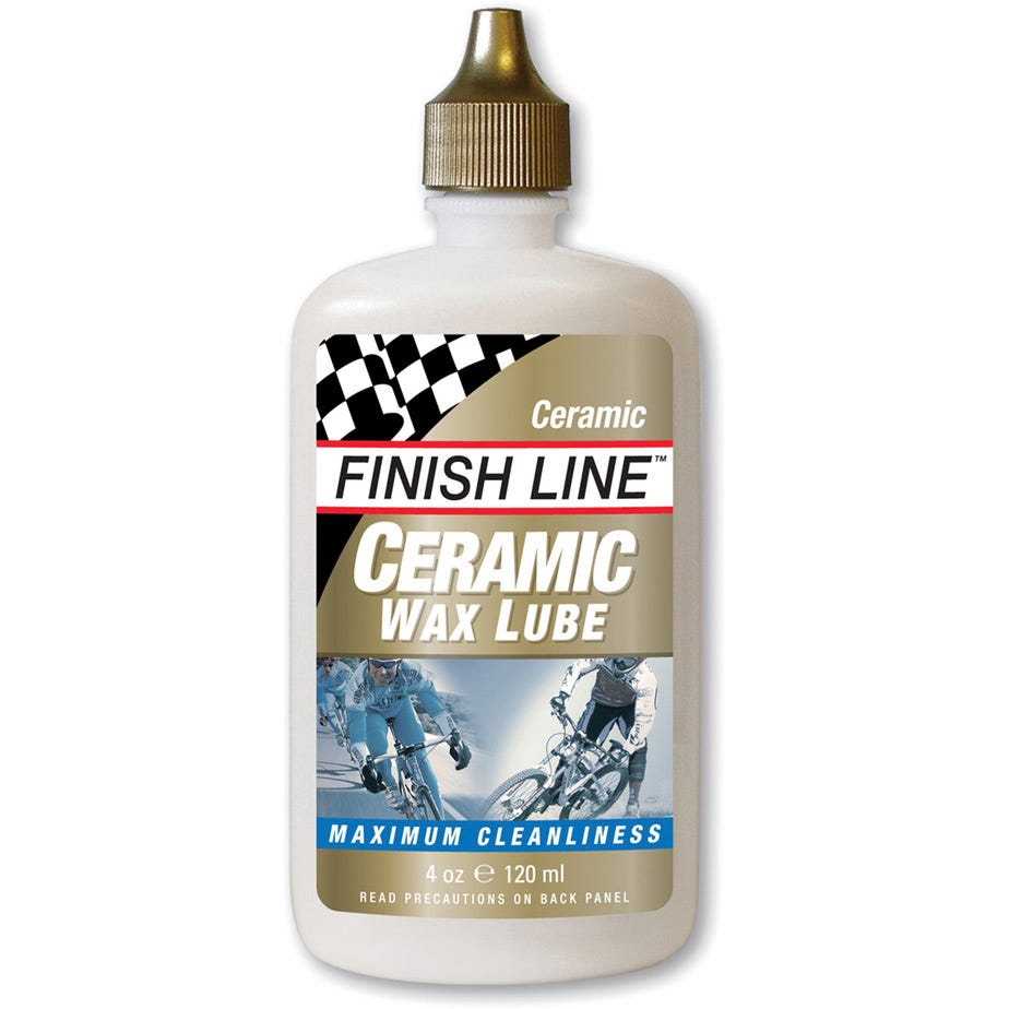 Finish Line Ceramic Wax Chain Lube