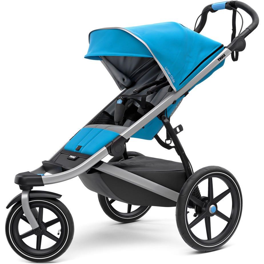 Thule Urban Glide 2 single sports stroller - blue