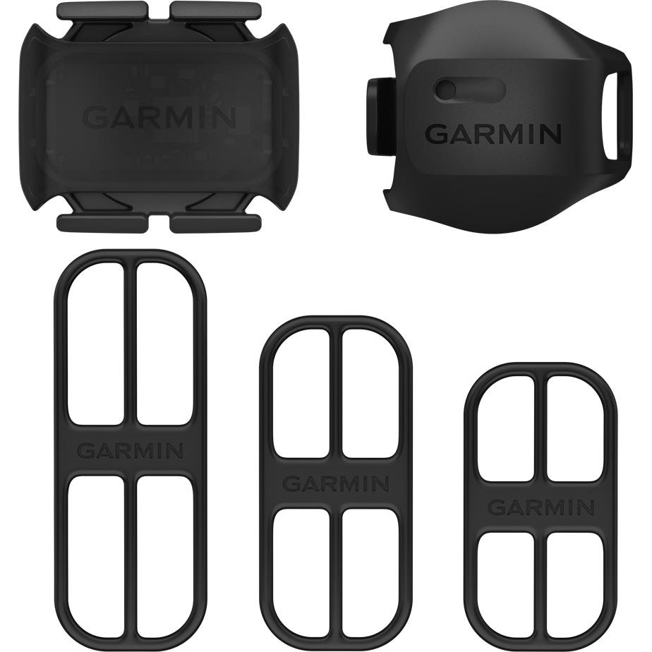Garmin Bike speed sensor and cadence sensor - bundle