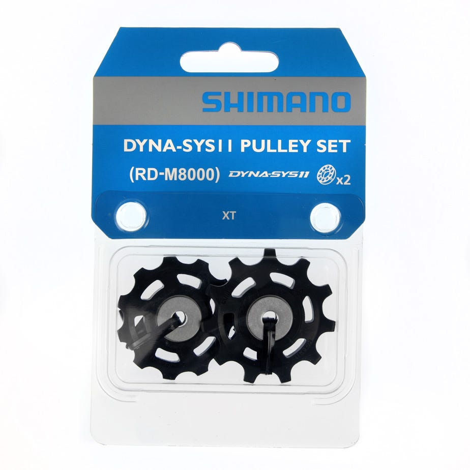 Shimano Spares RD-M8000 guide and tension pulley unit