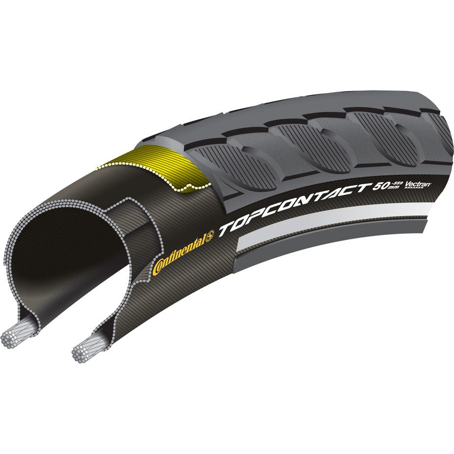 Continental TOP CONTACT  Tyre
