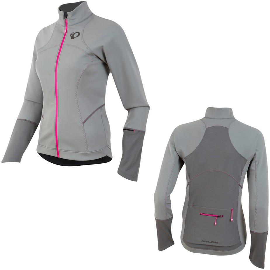 PEARL iZUMi Women's ELITE Escape Softshell Jacket