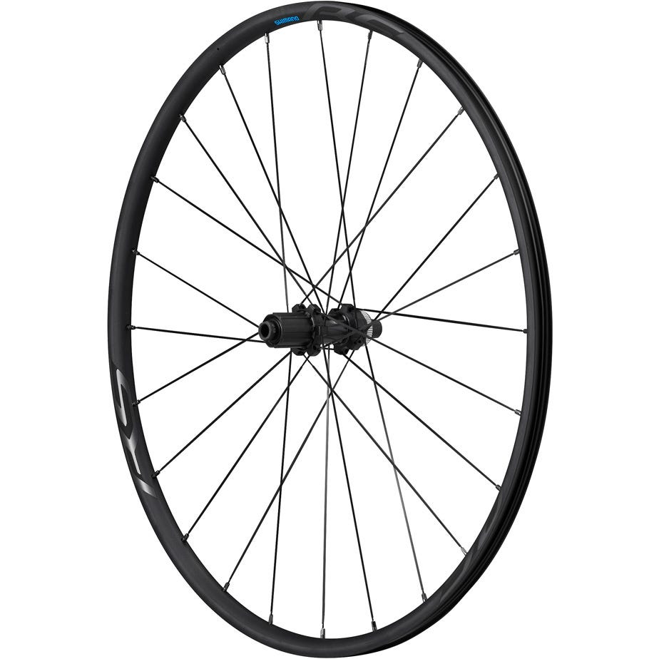 Shimano Wheels WH-RS370 tubeless compatible clincher wheel