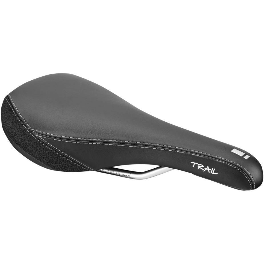 Madison Trail Youth saddle, black