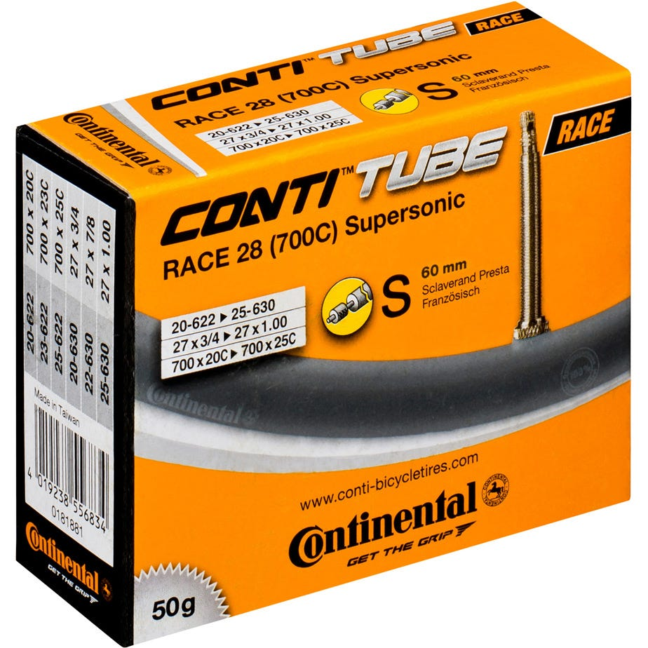 Continental Supersonic Road Tubes
