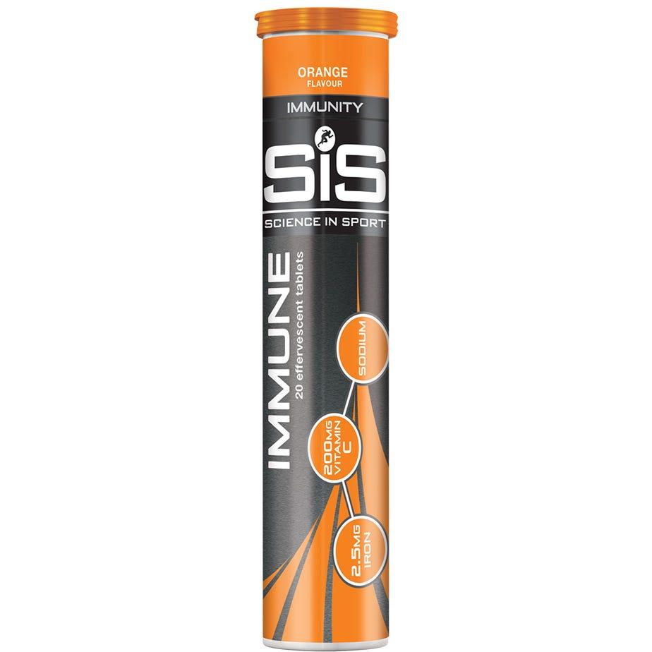 Science In Sport GO Immune Tablet orange - 20 tablets - 1 tube