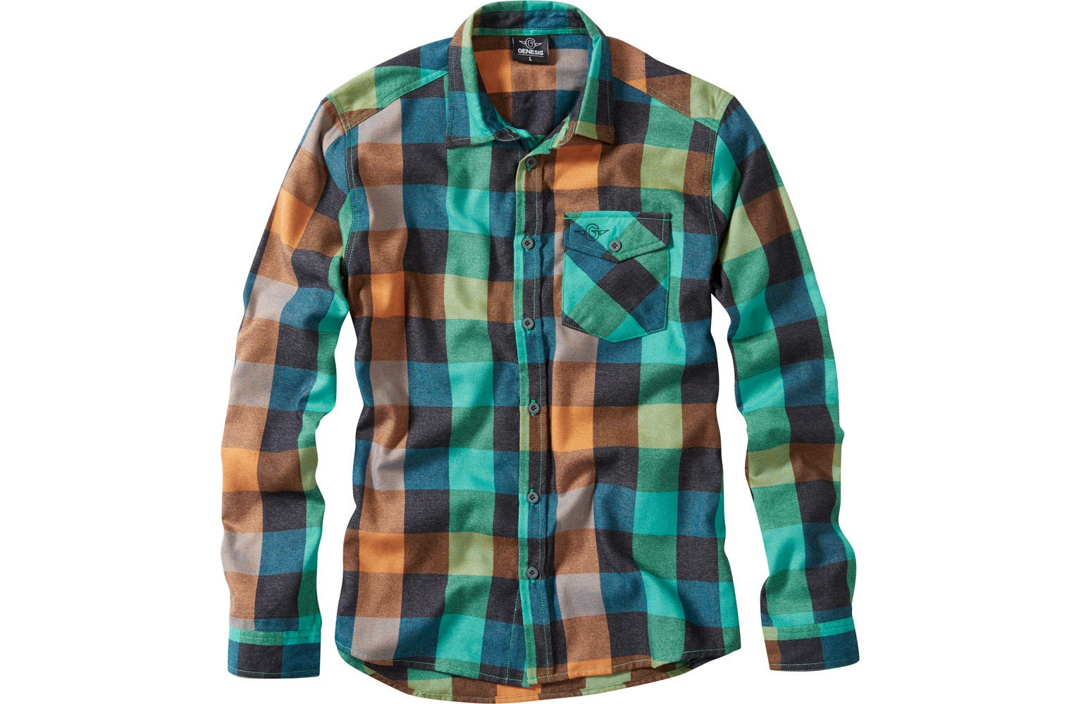 Genesis Flannel Shirt