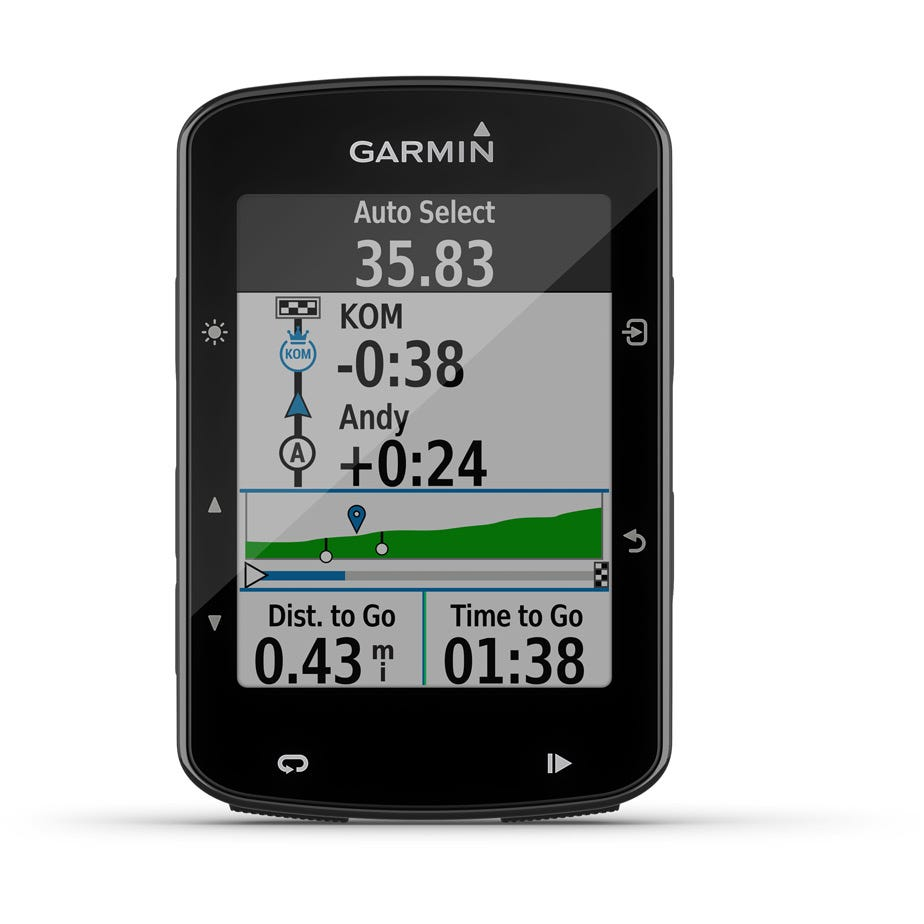 Garmin Edge 520 Plus GPS Enabled Cycle Computer