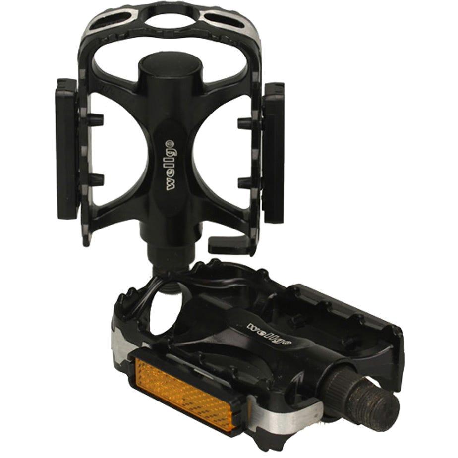 M Part City pedals all alloy construction 9/16