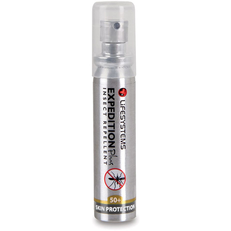Lifesystems Expedition Plus 50+ - 25ml Mini Spray