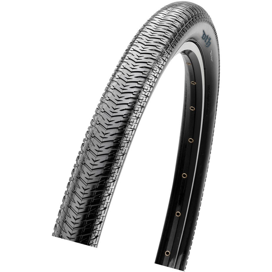 Maxxis DTH BMX Folding Dual Compound Silkworm Wire Tyre
