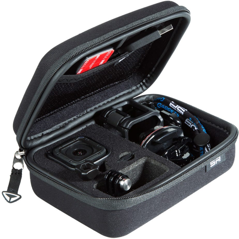 SP Gadgets POV Case for Session Cameras Small - black