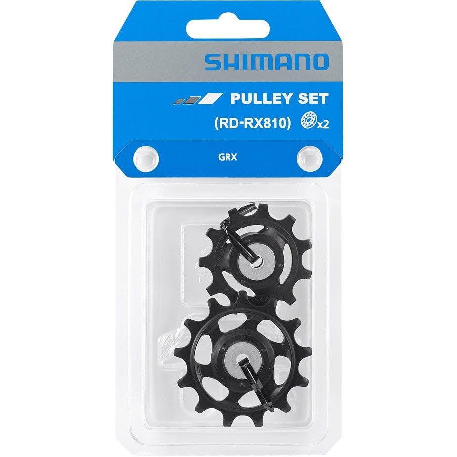 Shimano Spares GRX RD-RX810 tension and guide pulley set