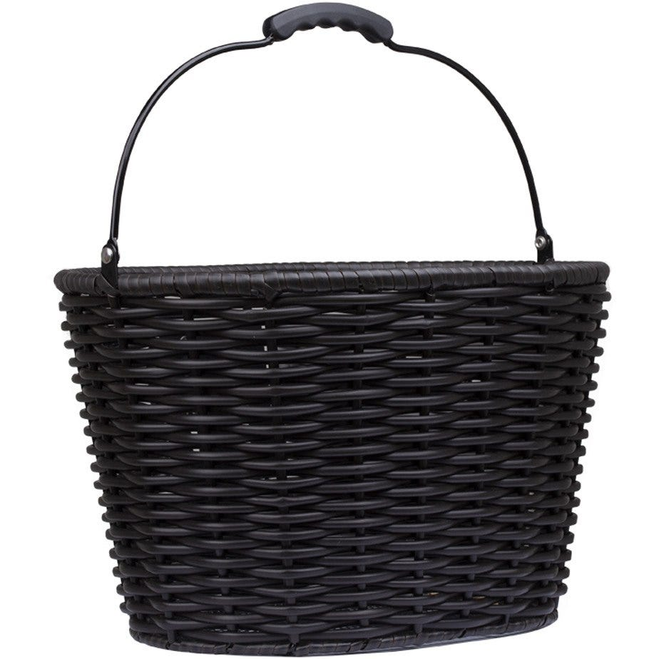 M Part Stockbridge woven plastic wicker basket