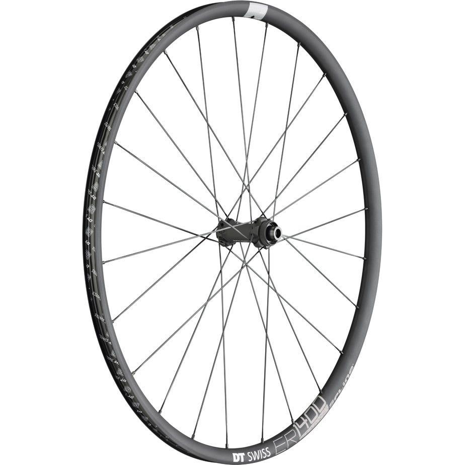 DT Swiss ER 1400 SPLINE disc brake wheel, clincher 21 x 20 mm, front