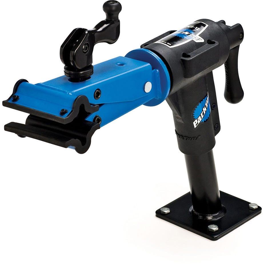 Park Tool PCS-12 - Home Mechanic Bench-Mount Repair Stand