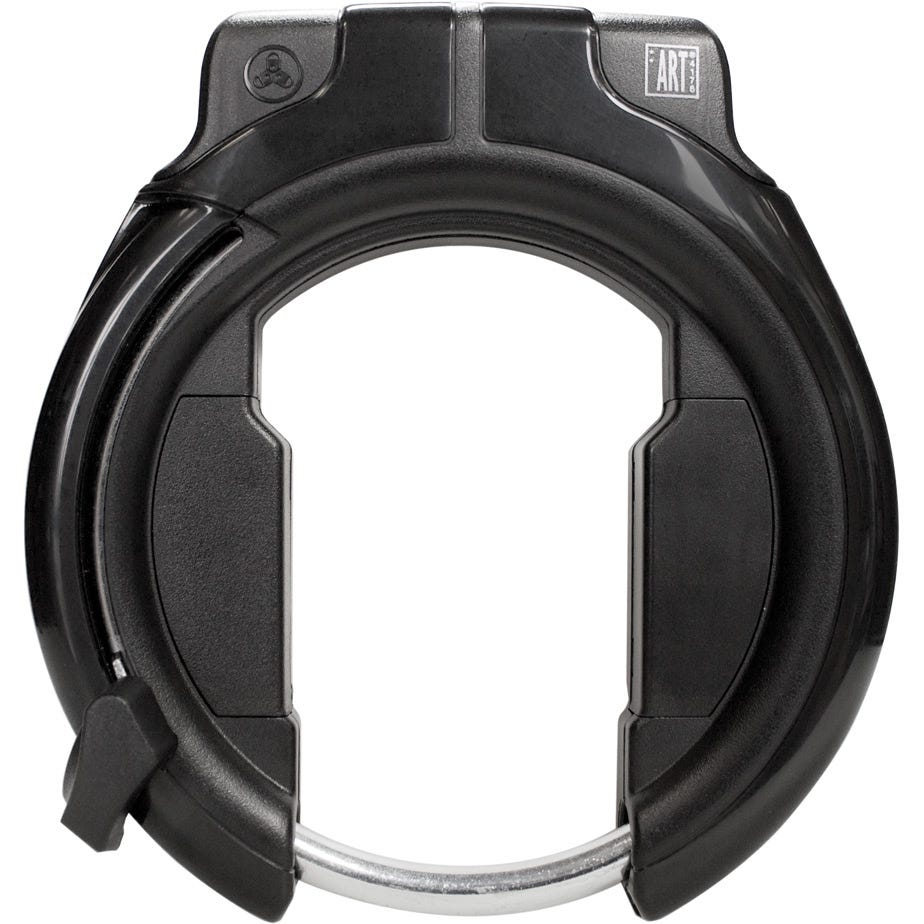 Trelock Ring Lock RS453 P-O-C Black Standard AZ